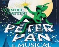 PETER PAN IL MUSICAL - CAGLIARI 23 E 24 MARZO 2012
