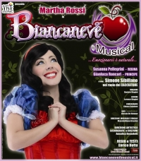 BIANCANEVE IL MUSICAL
