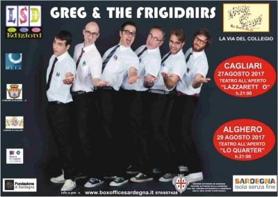 GREG & THE FRIGIDAIRES