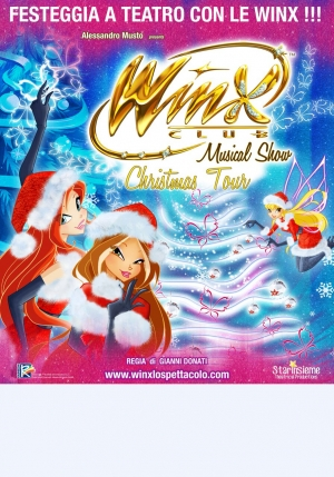 WINX MUSICAL SHOW christmas tour