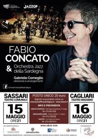 FABIO CONCATO & ORCHESTRA JAZZ DELLA SARDEGNA
